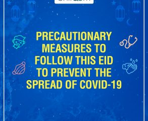 Precautionary Measures to Follow This Eid to Prevent the Spread of COVID-19