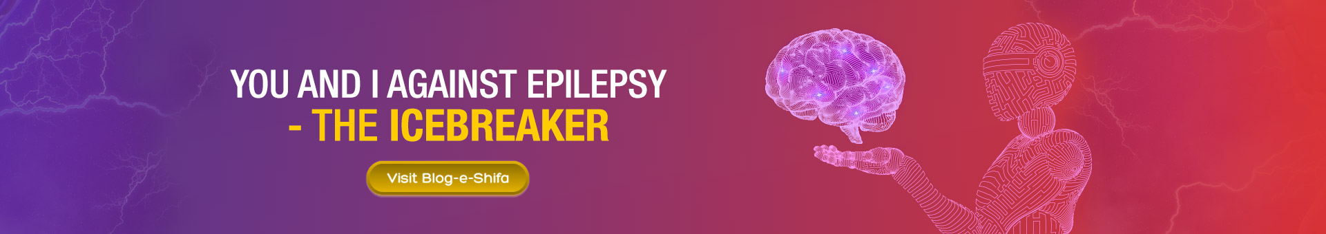 You and I against Epilepsy – The Icebreaker